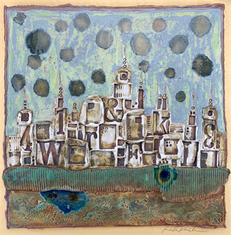 Tile Workshop with Rhoda Kahler